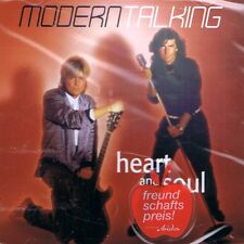 CD MUSICALE NUOVO/scatola originale-Modern Talking-Heart and Soul