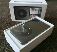 New Sealed Apple iPod Classic 7th Generation 160 GB Black MP3 MP4 Player
