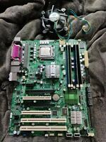 SuperMicro C2SBX Motherboard Intel QX9650 Core 2 Quad CPU 4GB DDR3 1333 ECC RAM