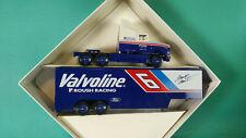 WINROSS American Racing Scene Mark Martin #6 VALVOLINE Hauler MADE IN USA MIB!