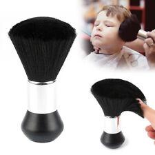 Barber Neck Duster Brush ~ Black ~ Salon Hairdressing Hair Cutting Brushes