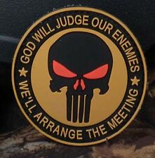 Hot  THE PUNISHER SF / SEALS   Patch SK   230