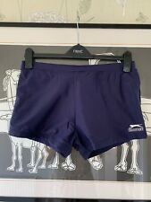 Mens Navy Swimming Briefs/Trunks/Shorts From SLAZENGER - Size XL