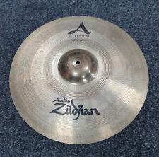 """Zildjian 17"""" A Custom Rezo Crash Cymbal USED! RKRCZ010619"""