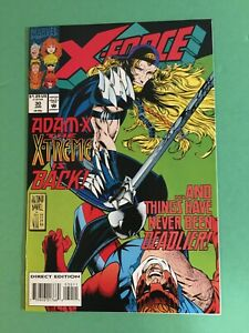 X-Force #30 NM None have been read