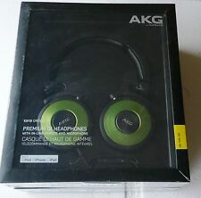 Kopfhörer AKG K 619 DJ-On-Ear Mikrofon Mikro Farbe Grün Green Neu, OVP