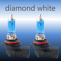 Xenon HID LOOK HB4 9006 80W High Low Beam WHITE 5000K Headlight Bulbs FAST POST