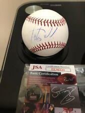 Fernando Tatis Jr. Padres Autographed Major League Game Baseball JSA COA