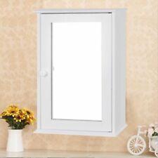 Armoire De Toilette Miroir Meuble Pour Salle De Bain Meuble Mural