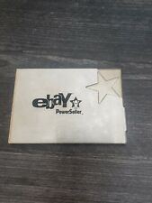 eBay Power Seller Business Slim Pocket Card Holder Carrier Case