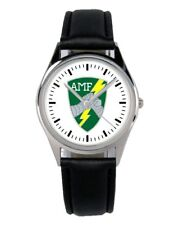 Soldat Geschenk AMF ACE Mobile Force Canada Uhr 1017