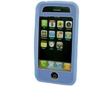 Light Blue Silicone Skin Case For Apple iPhone 3G S