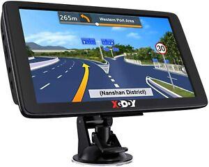 Xgody GPS Navigation for Car Truck System 2021 Map 7 J727F