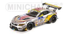 1:18 Minichamps BMW Z4 GT3 MARC VDS LEINDERS/PALTTALA/MARTIN ADAC 24H 2012