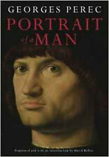 Portrait Of A Man, New, Perec, Georges Book