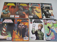 Squadron Supreme Power Max Comics Variation cover #1 Big Lot 2 8 12 13 14 17