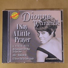 [AT-044] CD - DIONNE WARWICK - I SAY A LITTLE PRAYER - 2001 FLASHBACK - BUONO