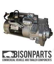 VOLVO FL II 2006 ONWARDS STARTER MOTOR 24V 5.5KW 12 TOOTH OEM - 2 YEARS WARRANTY