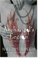 Archangel's Legion: Book 6 (The Guild Hunter Series) by Singh, Nalini Book The