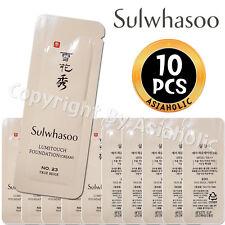 Sulwhasoo Lumitouch Foundation (Cream) No.23 True Beige 1ml x 10pcs (10ml)