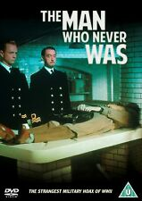 The Man Who Never Was 1956 DVD