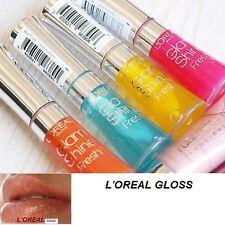 L'Oréal Shimmer Lip Glosses