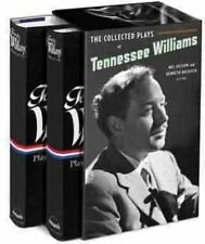 The Collected Plays of Tennessee Williams: 2 volume set by The Library of America (Hardback, 2011)