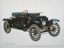 STANLEY STEAMER MOTOR CAR - 1914