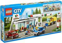 LEGO 60132 City ☆ Benzinaio Stazione di Servizio ☆ ►NEW◄ MISB  PERFECT