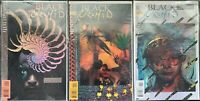 Black Orchid (2nd Series) Vintage DC Comic Book Issues 9, 11 & 13 (1994). NM+/M