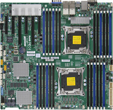 Supermicro X10DRC-T4+ Motherboard Dual Socket R3 (LGA 2011) Xeon FULL WARRANTY