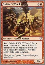 FOIL Goblin S.W.A.T. Team MTG MAGIC Unh Unhinged English
