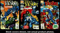 Venom: The Mace 1 2 3 Marvel 1994 Complete Set Run Lot 1-3 VF/NM