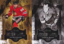 11-12 Artifacts Patrick Kane /99 Star Emerald Blackhawks 2011