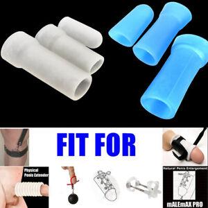 Penis Stretcher Sleeves Glans protector for Penis Extender Vacuum Pump Enlarger