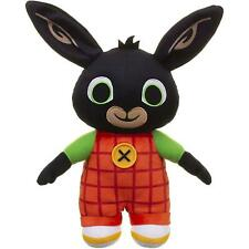 Bing Talking Soft Plush Children's Toy, Over 15 Phrases, Super-Soft and Cuddly