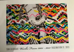 Tom Everhart 2013 Show Poster