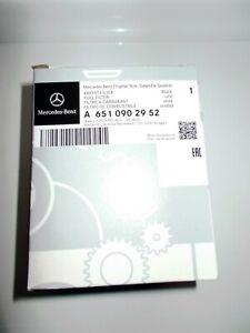 Genuine Mercedes Benz Fuel Filter Part Number A651 090 29 52