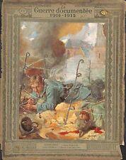 Poilu Soldat Coupeur de Fils de Fer Bataille de la Marne Lucien Jonas 1915 WWI