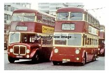 pt8561 - Cardiff Trolleybus KBO 956 in City Centre - photograph 6x4