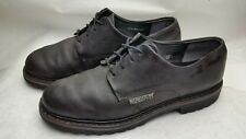 Mephisto men's shoes, oxfords,leather,size 11,black,100%natural rubber sole,