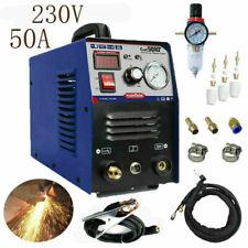 HF d'air Cutter Découper de Plasma Bleu CUT50 Couper 14mm 50A 230V