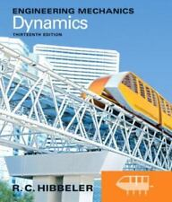 Engineering Mechanics : Dynamics by Russell C. Hibbeler (2012, Hardcover,...
