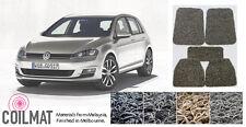 2013-Current Volkswagen Golf Mk7 TSI TDI GTI -Customised PVC Coil Car Floor Mats