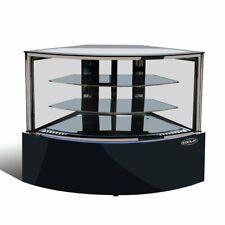 "Kool-It Kbf-60Cd 59"" Full Service Non-Refrigerated Bakery Display Case"