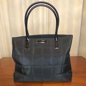 Givenchy Black Parfums Bag, Tote, Weekender....Ex-Large, Clean!