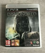 PS3 Dishonored Sony Play Station 3 Italian Version