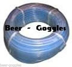 """3/8"""" Gas & Beer Pipe Line Home Bar Tap Cooler Ale Pump 20mtr ALL COLOURS"""