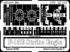 Eduard Zoom SS116 1/72 McDonnell F-15E EAGLE Academy