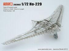 202002 1/72 Ho-229 Full Structure PE Detail Model Jasmine Model